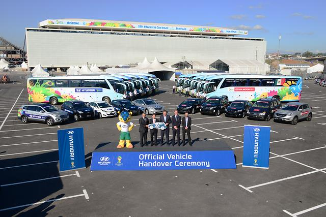 Hyundai's sponsored buses are awesome!
