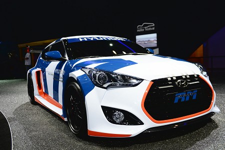 The Veloster RM: The Veloster's bad brother.