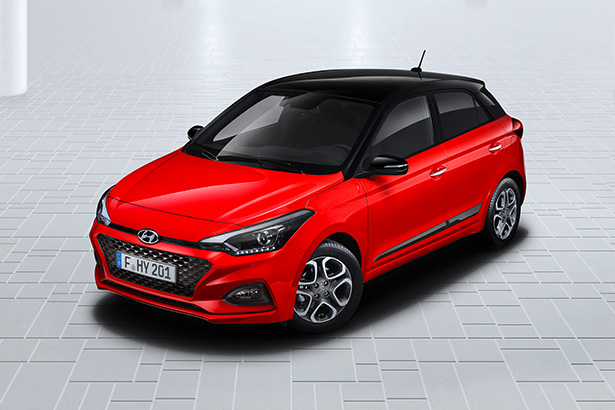 The All-new Hyundai i20