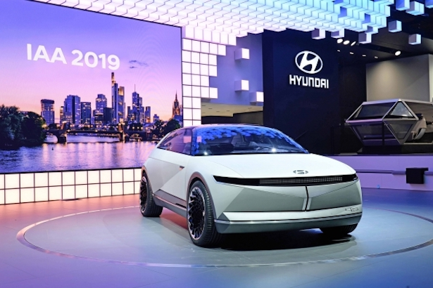 Hyundai Car at Frankfurt Motor Show