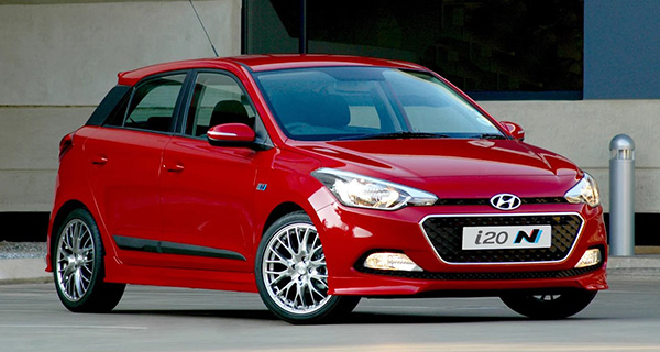 Introducing the 2015 Hyundai i20 1.4 N Series
