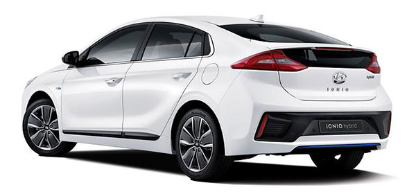 A Leap Forward for Hybrid Vehicles - Hyundai Ioniq