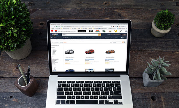 Buy Your Next Hyundai On Amazon