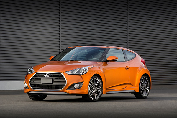 Hyundai Veloster Goes Full Throttle with New Rally Edition