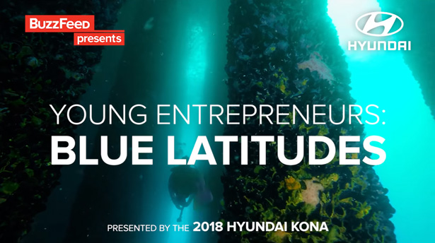 Growing New Life From Artificial Reefs | Hyundai Young Entrepreneurs | Blue Latitudes