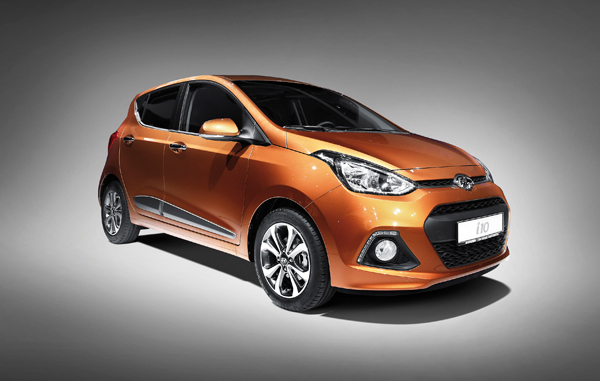 Hyundai's New Third Generation i10