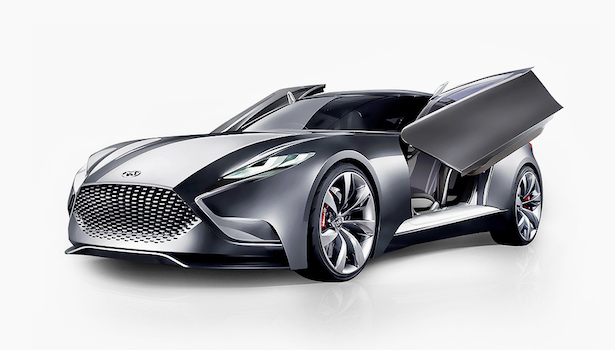 Hyundai Future Design Concept Car