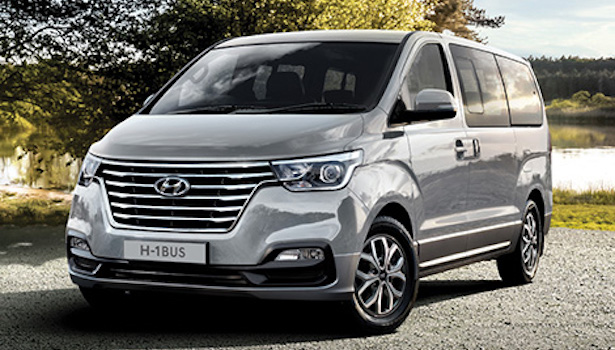 fresh new hyundai h 1 released in sa. Black Bedroom Furniture Sets. Home Design Ideas