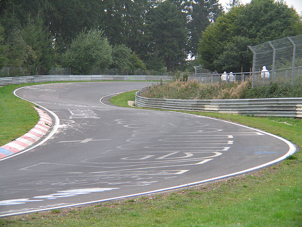 The Infamous Nurburgring Nordschleife: Sir Jackie Stewart nicknamed it
