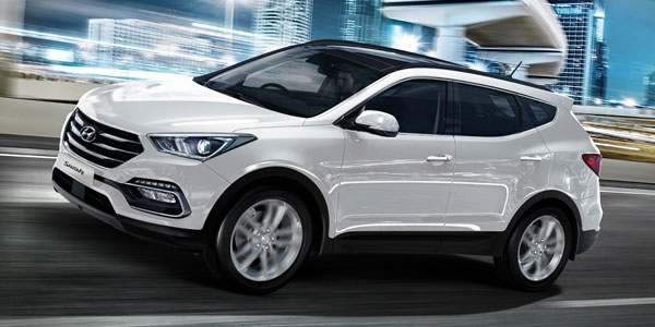 Hyundai Santa Fe - The SUV with the Best Long Term Value Retention